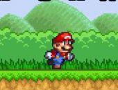 Super Mario Etoiles brouiller