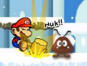 Super Mario Noël en ligne jeu