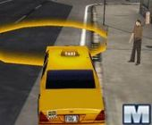 New York Taxi License 3D Jeu