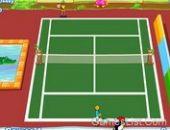 Tordu Tennis en ligne bon jeu