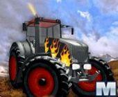 Tracteur Mania Laborieux