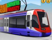 Tramway De Conduite Frenzy Jeu