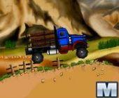 Transporteur Camion Matériaux