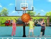 Urbain De Basket-Ball Défi