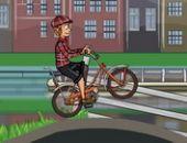 Vélo À Amsterdam en ligne jeu