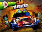 Voiture Zombie Folie en ligne jeu