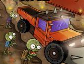 Zombie Écrasement De La Guerre