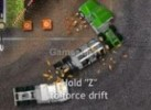 Industrielle De Course De Camion