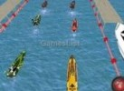 L'Océan Drift, Course