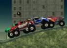 Lourd Camion Course