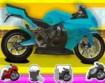 Moto De Lavage Et De Réparation