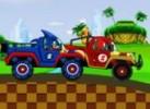 Sonic Guerres De Camion