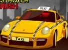 Taxi destructeur précipiter