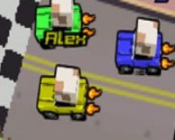 Grand Pixel Courses en ligne jeu