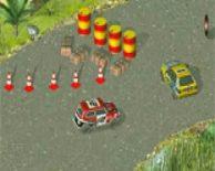 Rallier Turbo en ligne jeu