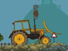 Puissance Des Tracteurs