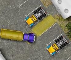Réservoir De Camion Conducteur
