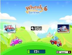 Wheely 6 De Conte De Fées