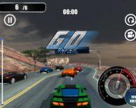 Très rapide Coureur 3D