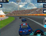 Tonnerre de course 3D